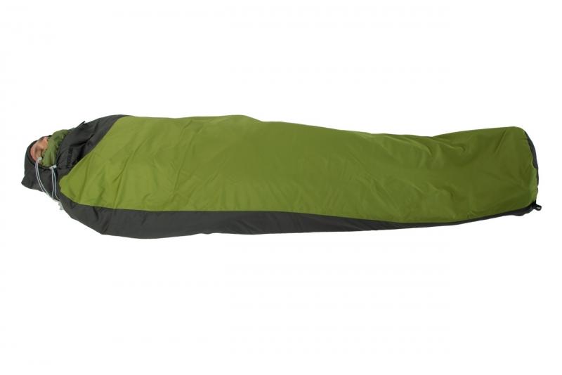 Schlafsack Ultralight 800 Rockland Camping Zelten Mumienschlafsack Trekking