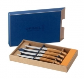 Zestaw noży Opinel Table Chic Olive 4 szt. 001830 (1586446)