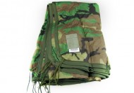 Podpinka Wet Weather Poncho Liner woodland - US ARMY - stan jak nowy (10091)