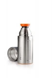 TERMOS GSI GLACIER STAINLESS 0.5 L VACUUM BOTTLE SILVER (1104065)