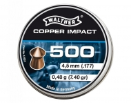 Śrut Walther Copper Impact 4,5 mm 500 szt. [4.1933] (16431)