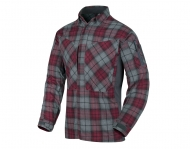 Koszula Helikon MBDU Flannel Ruby Plaid (1638842)