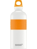 Butelka SIGG CYD Pure White/Orange 0.6L (1585184)