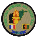 Patch na rzep Legii Cudzoziemskiej - COY1 Operational Mentoring and Liaison Team (1667533)