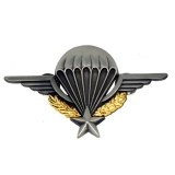 Przypinka metalowa French Paratrooper Jump Wings (1667527)