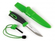 Nóż z krzesiwem Light My Fire FireKnife Green (1584740)