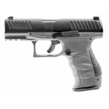 Pistolet na kule gumowe Walther PPQ M2 T4E .43 CO2 szary (1651410)