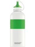 Butelka SIGG CYD White Touch Green 0.6L (1586764)