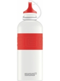 Butelka SIGG CYD White Touch Red 0.6L (1586765)