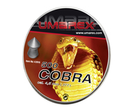Śrut Umarex Cobra 500 szt. 4,5 mm (16423)